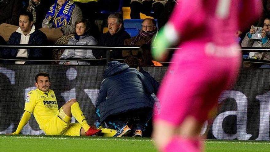 Nueve bajas en la lista del Villarreal para Leganés