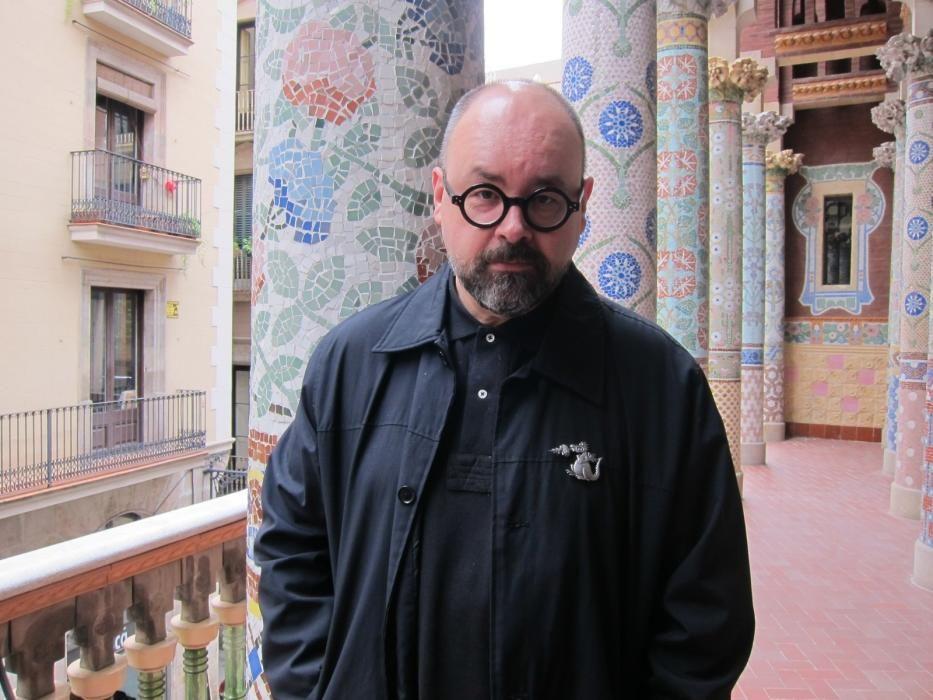 Carlos Ruiz Zafón (archivo)
