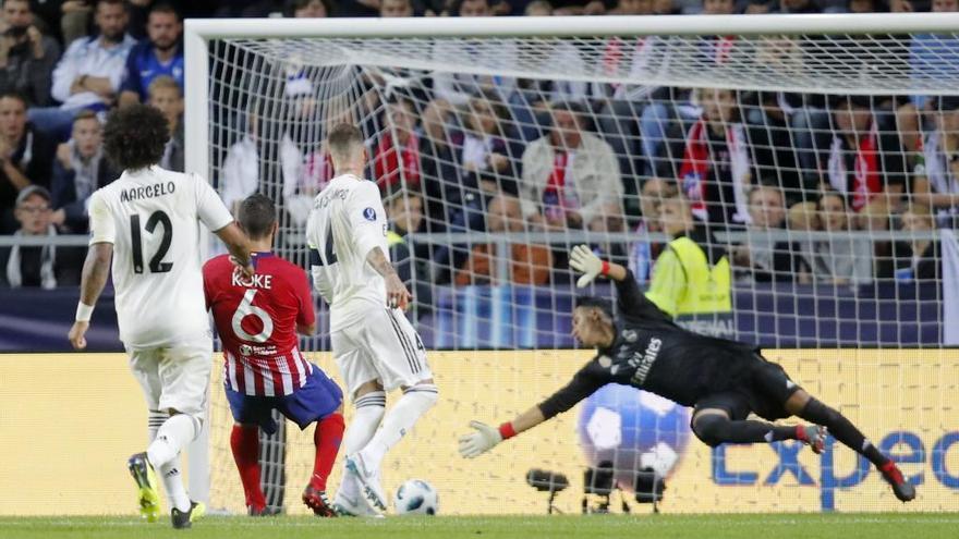 L'Atlètic destrossa el Madrid en una trepidant pròrroga