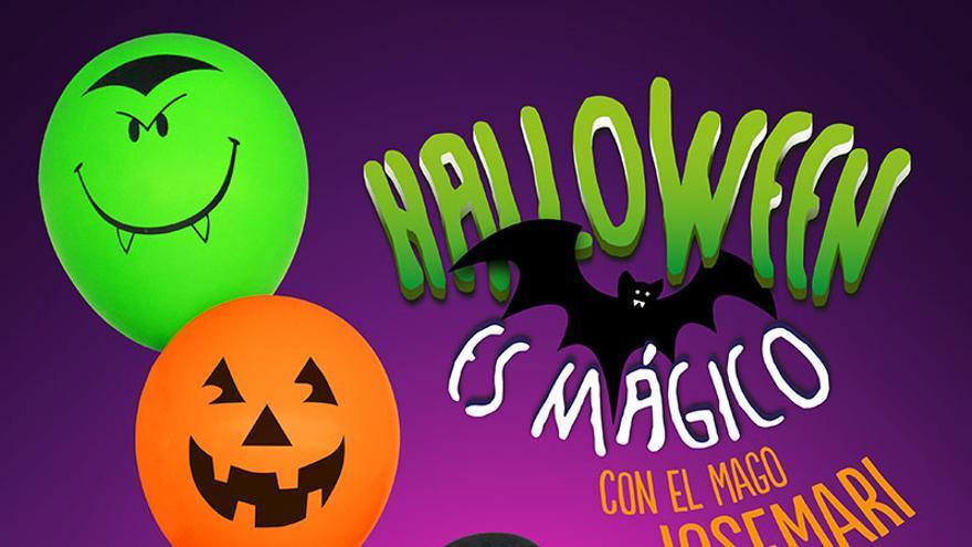 Halloween es Mágico Mago Jose Mari