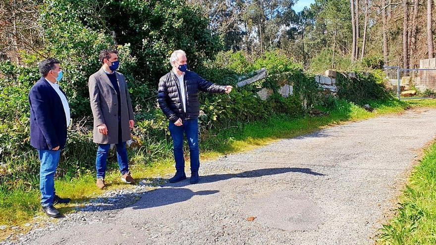 La Xunta reserva 278.000 euros para la mejora de caminos locales en Umia