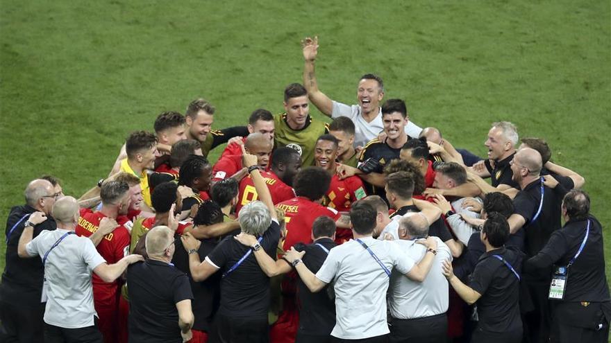Bélgica ya es una realidad
