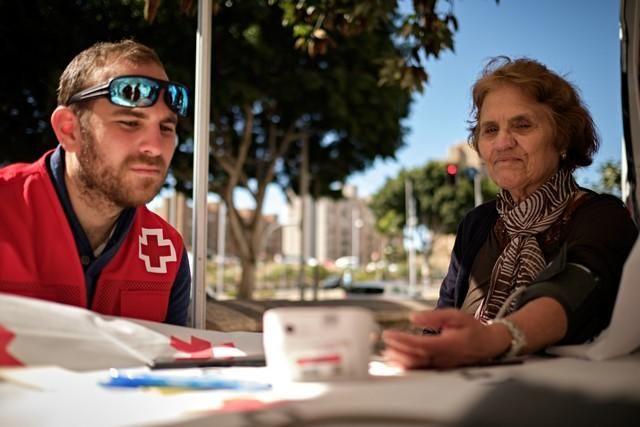 Jornada de Puertas abiertas en Cruz Roja Española