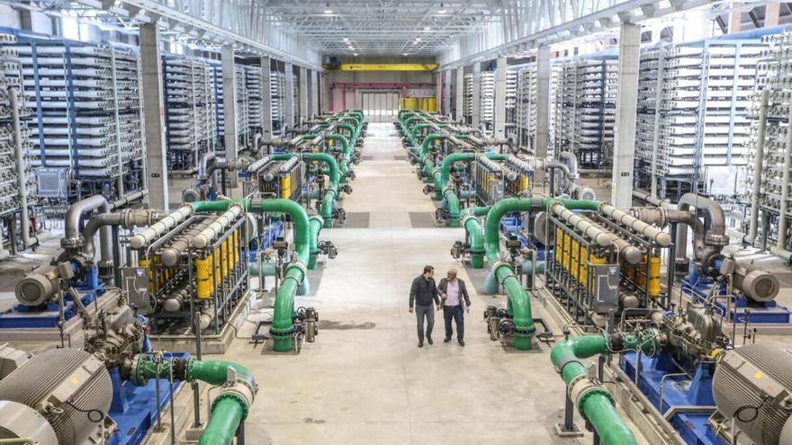 España, referente mundial en desalinización, con 765 plantas instaladas