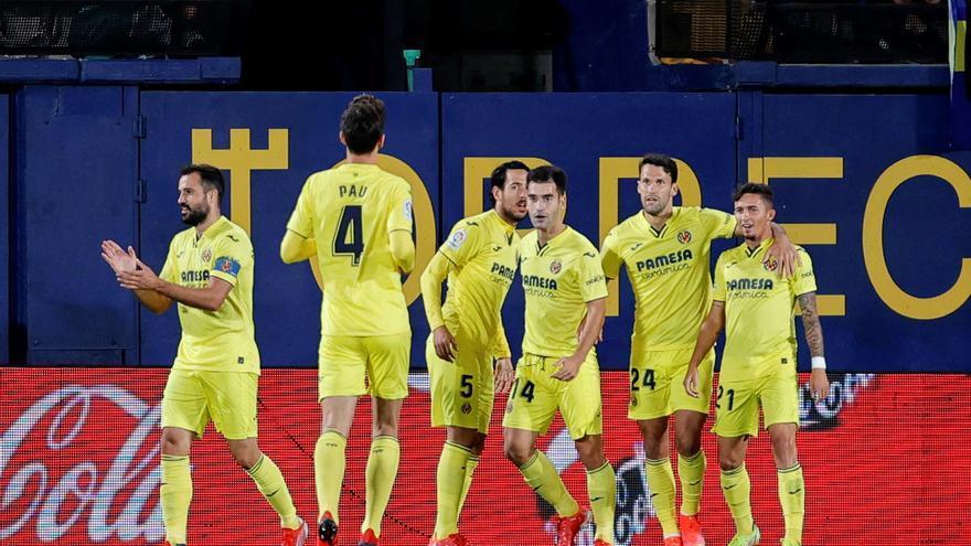 Así te hemos contado el Villarreal-Elche