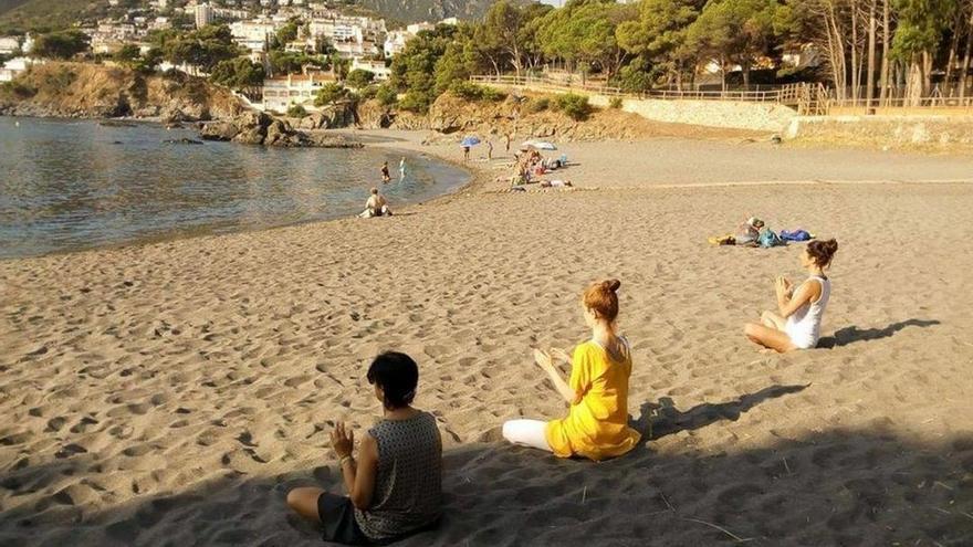 Llançà promociona el seu medi marí i natural amb activitats a l'aire lliure