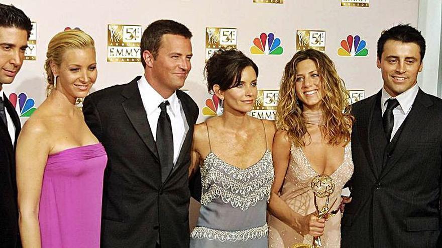 La reunión de 'Friends' llegará a España el próximo jueves con HBO