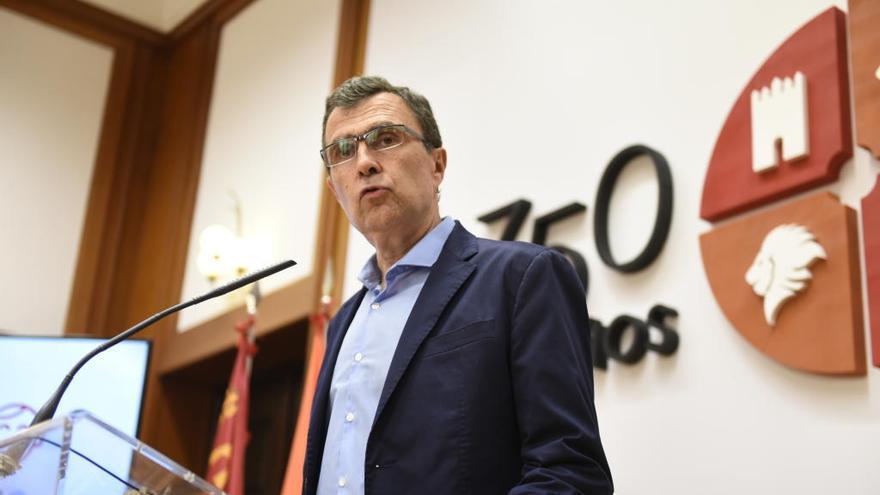 El alcalde coordinará los grandes proyectos de Murcia