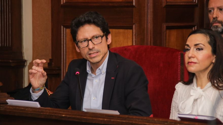 """El PP de Alcoy critica la """"desidia del Gobierno"""" por dejar caducar el permiso para construir la rotonda norte"""