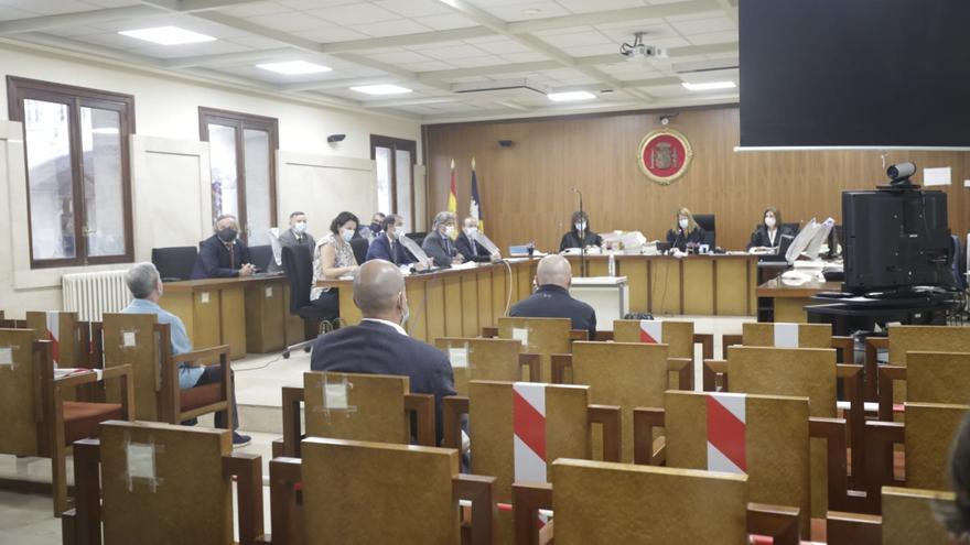 Condenados un ingeniero del Consell y un empresario por desviar 15.700 euros públicos entre 2007 y 2011