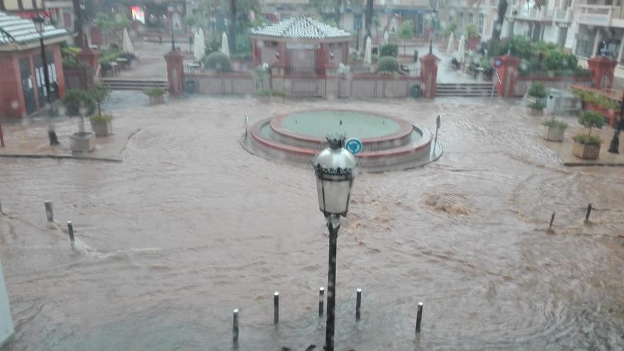 Extremadura activa el Plan Especial de Riesgo de Inundaciones