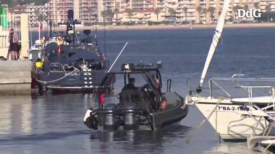 La policia marítima dels Mossos comença a patrullar i el 2021 estarà totalment desplegada
