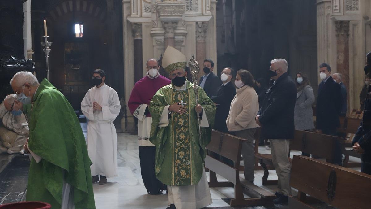 Eucaristía en la Catedral en el día del patrón de los periodistas
