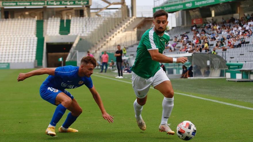 El Córdoba CF deja una buena carta de presentación