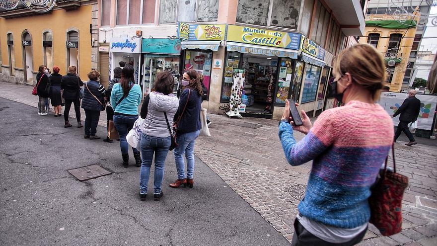 Tenerife disminuye los casos de Covid-19 por quinto día consecutivo