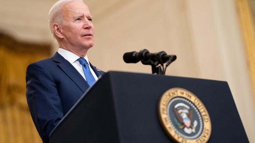 Biden dará amparo migratorio a 320.000 venezolanos en EEUU