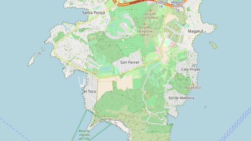 46-jähriger Mann stirbt bei Motorradunfall auf Mallorca