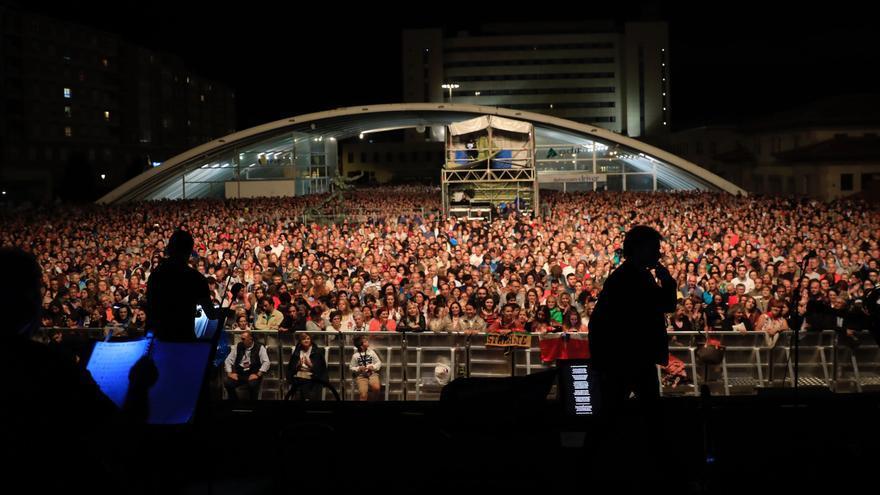 Los conciertos en La Losa de Oviedo, prohibidos por orden judicial