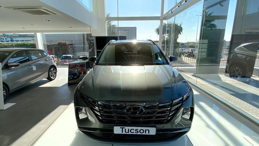 El Hyundai Tucson 1.6 TGDi 48V desde 290€ al mes en Autiber Motor