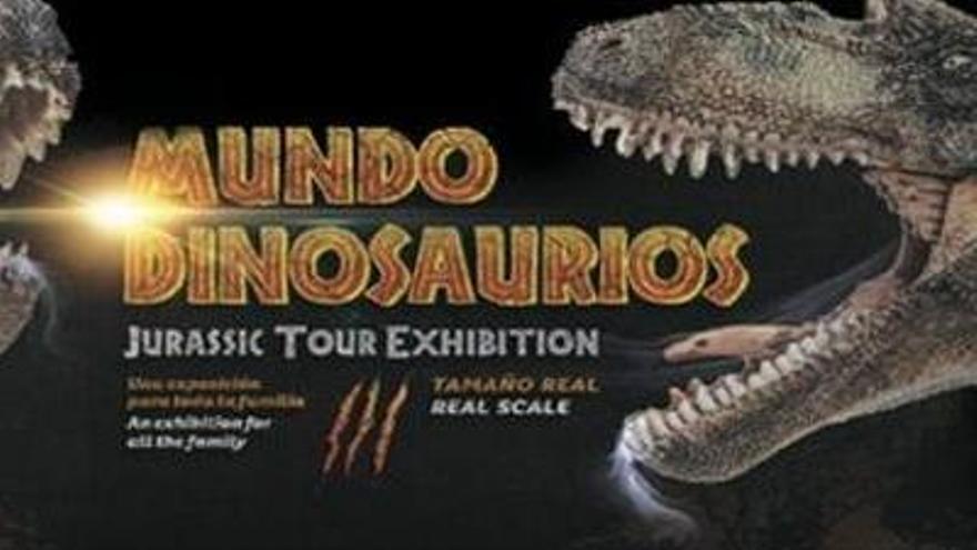 Mundo Dinosaurios, mucho más que una exposición