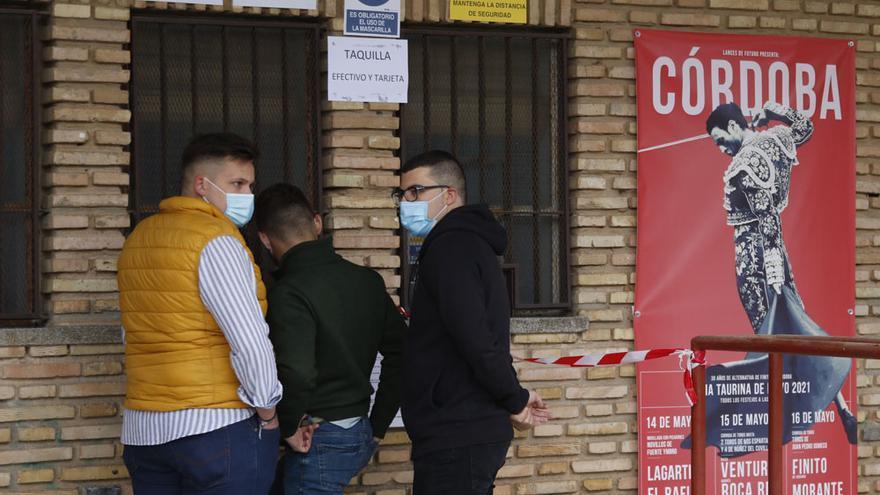 El fin del estado de alarma permite la venta de nuevas entradas para los toros en Córdoba