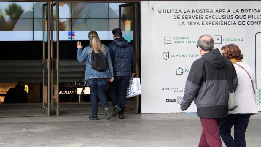 Les vendes dels serveis a Catalunya creixen un 14,8% durant la primera meitat de l'any