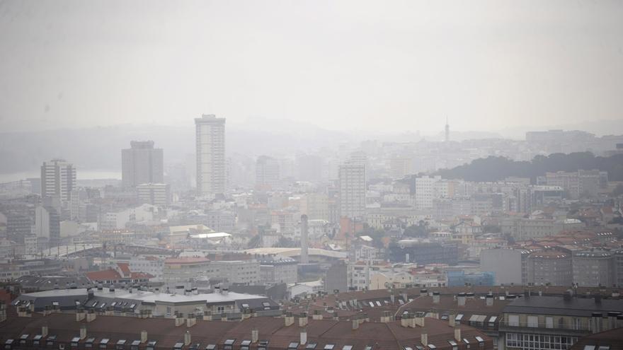 Galicia cierra septiembre con brumas matinales en otro día soleado