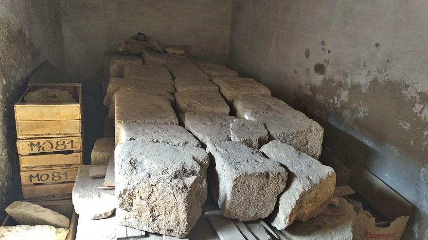 Una tumba fenicia en mitad de la Alcazaba de Málaga