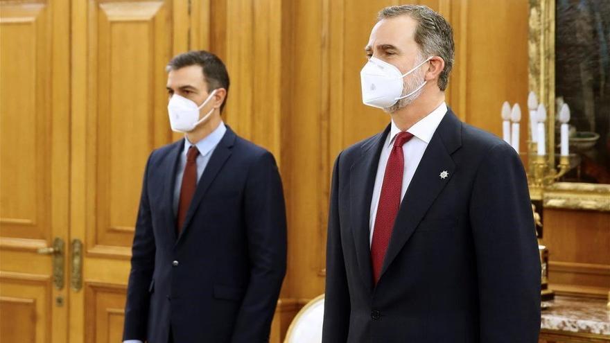 """Formaciones independentistas exigen que Felipe VI comparezca por los """"escándalos"""" de la monarquía"""
