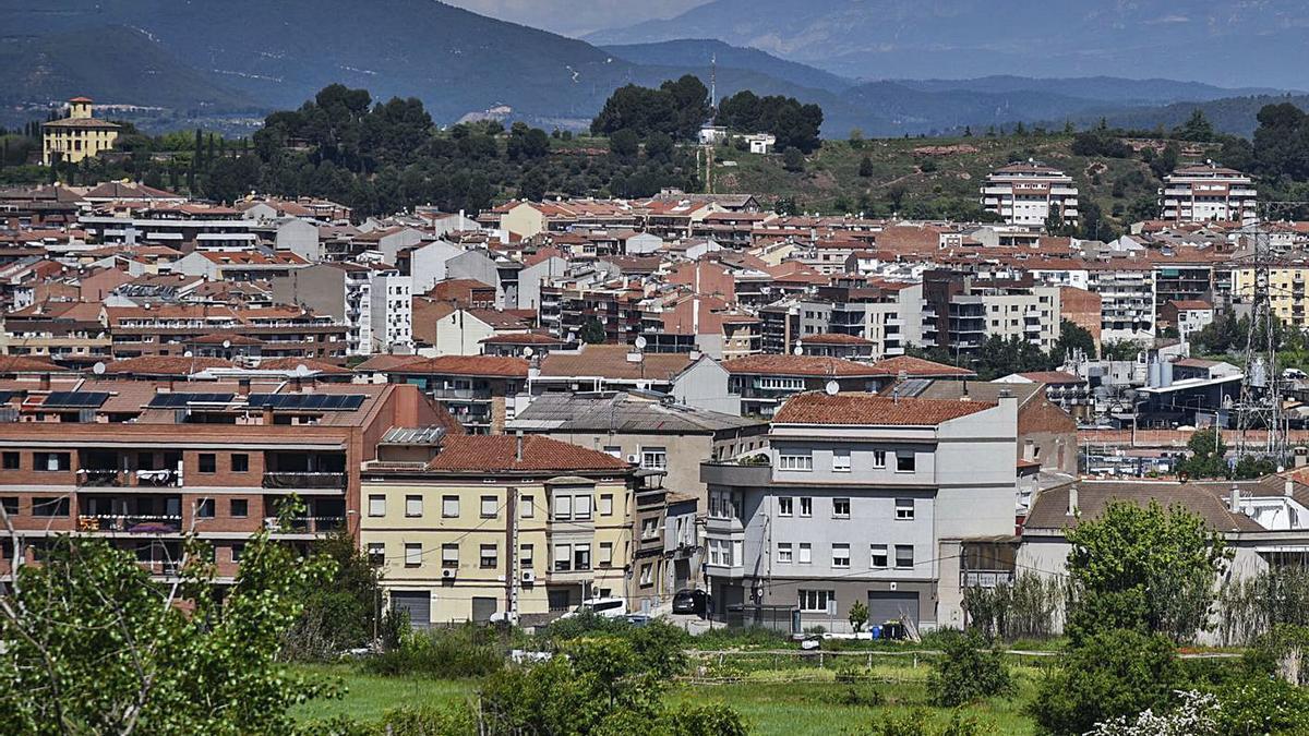 Imatge d'arxiu de la ciutat de Manresa | ARXIU/MIREIA ARSO