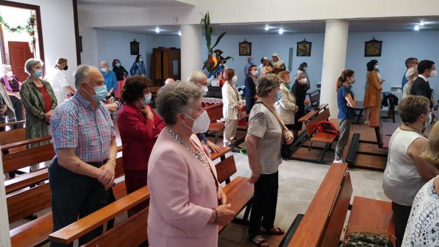 La misa por Santiaguiño cierra una de las celebraciones más especiales