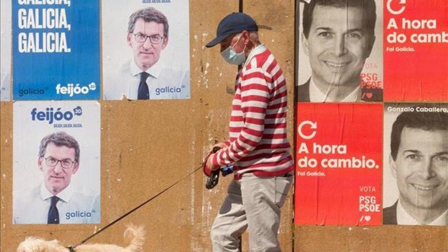 País Vasco y Galicia: Miedo, dudas y mascarillas en las elecciones más atípicas