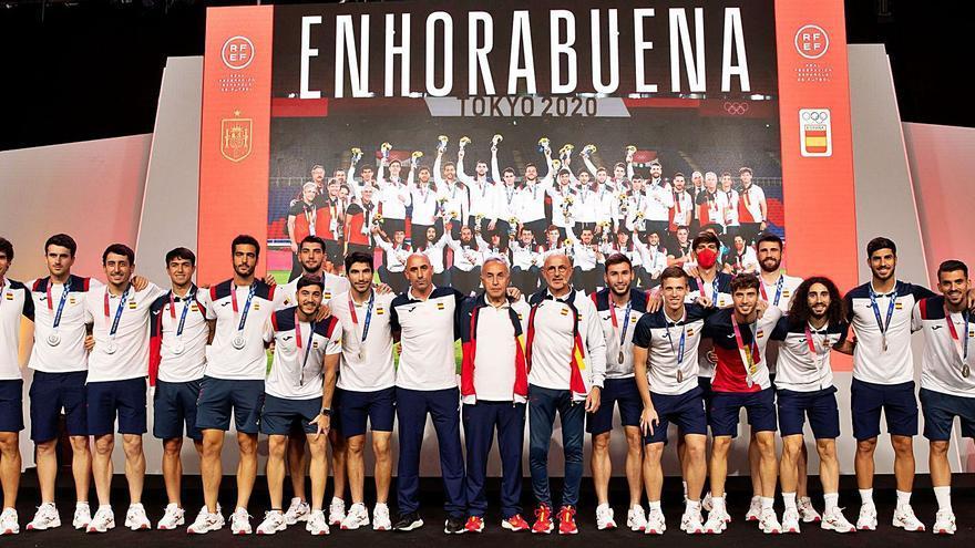 Los olímpicos regresan a casa