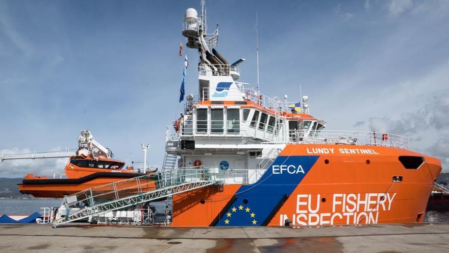 La Agencia Europea de Pesca rompe su techo de infracciones detectadas al abarcar nuevas áreas y especies