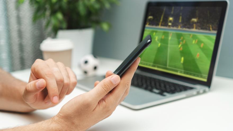 Las apuestas deportivas, un pasatiempo que condena a los jugadores a perder