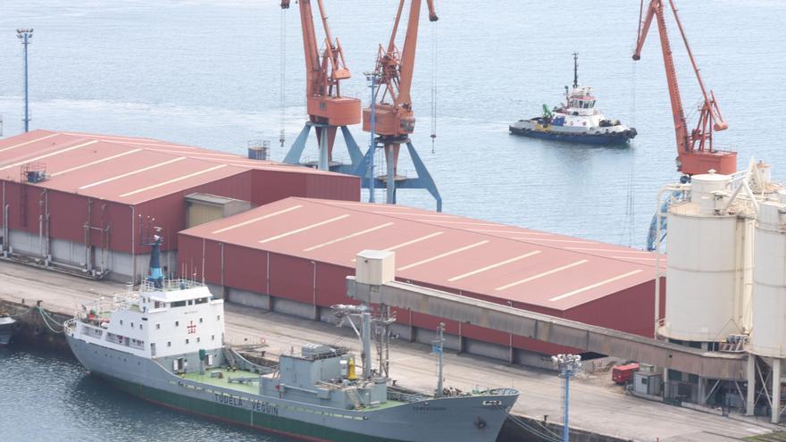 La exportación de cemento crecerá un 5% tras ampliarse la cinta del Puerto