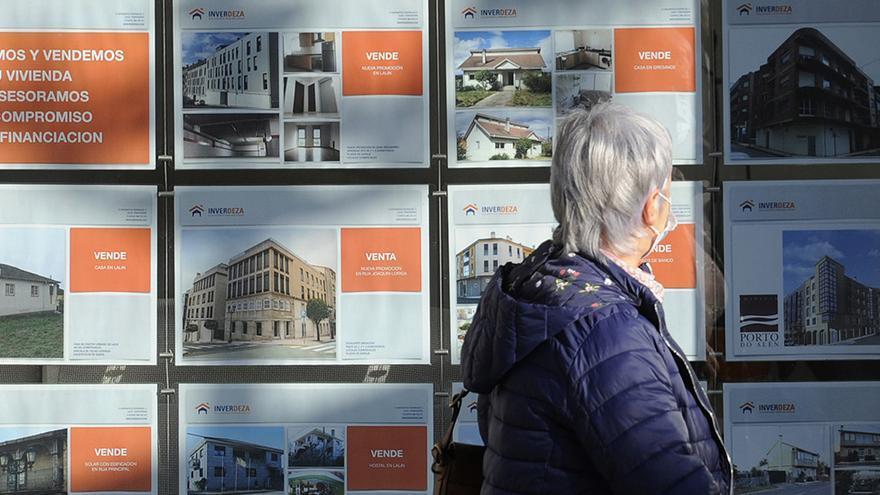 Los alquileres se encarecen en Galicia ocho veces más que la subida de los salarios