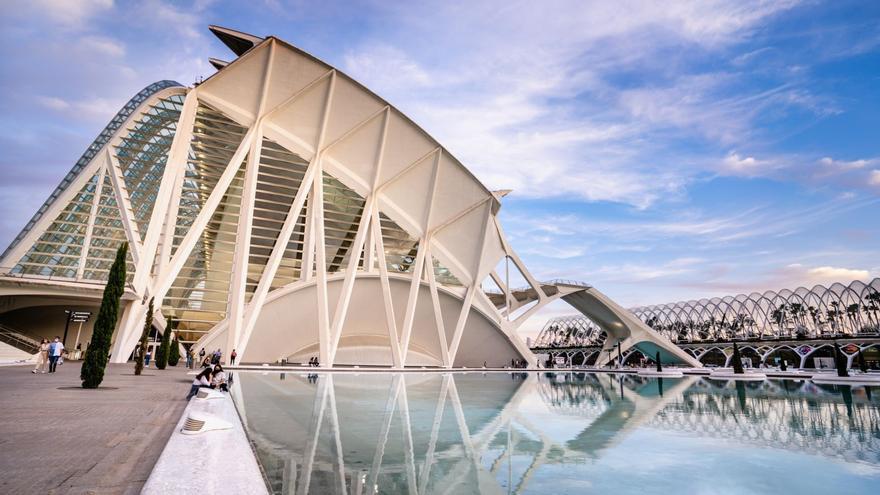 La Ciutat de les Arts i les Ciències amplía horarios y actividades para el puente de diciembre
