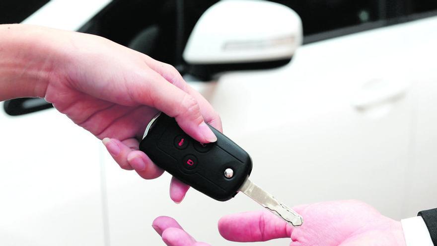 Què fer amb el cotxe en acabar el contracte de rènting?