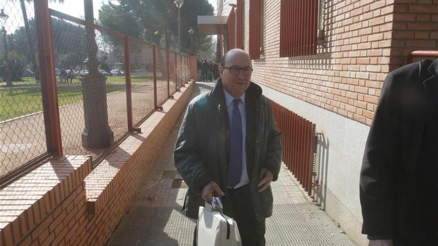 Archivada la denuncia contra Rafael Navas por el Alcázar