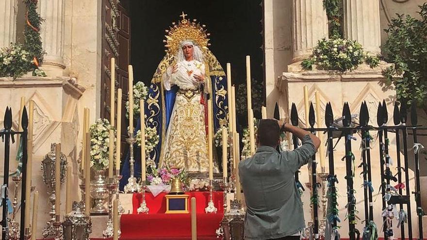 Aplazada a octubre del 2022 la magna mariana de Puente Genil 'Memorare Mediatrix Mater'