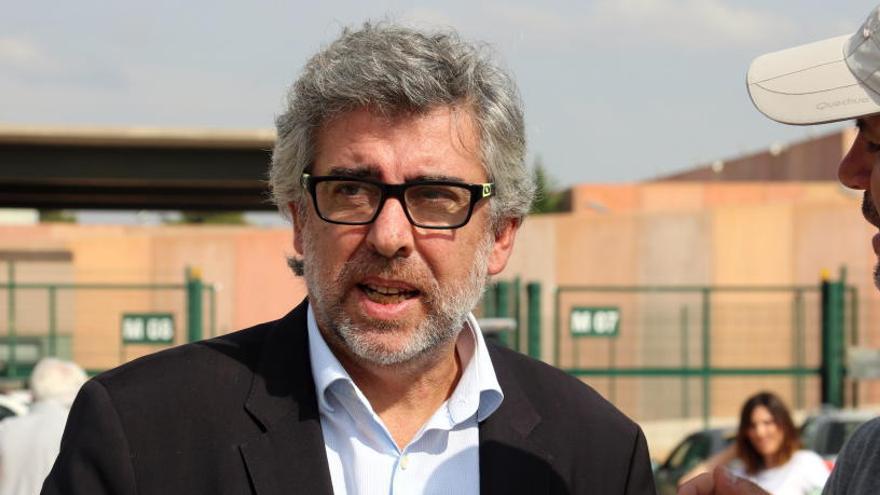 Jordi Pina dimiteix com a vicedegà del Col·legi d'Advocats de Barcelona