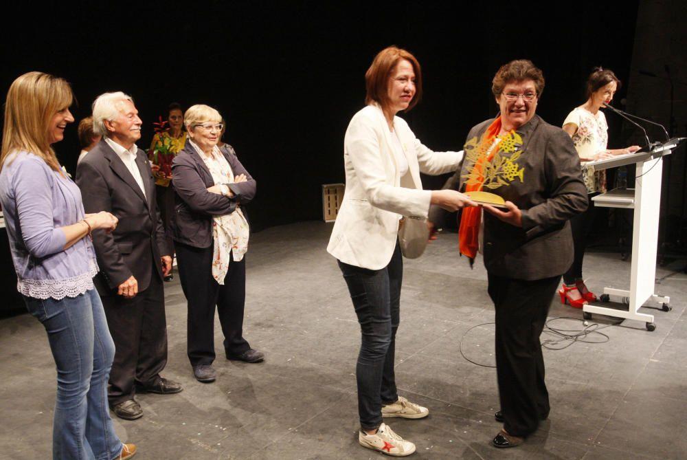 Entrega de premis del Girona, Temps de Flors