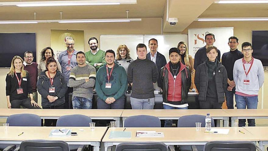 Primera edición del Proyecto Yob en Balears para luchar contra el paro juvenil