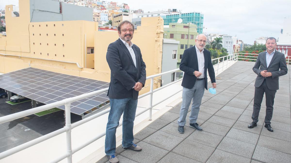 El 50 % del consumo energético de las instalaciones del Cabildo será de fuentes renovables