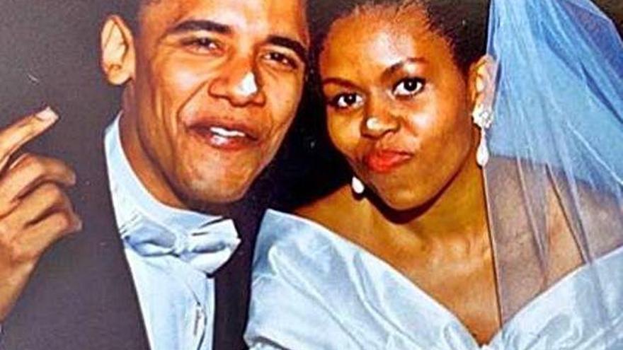 """Michelle Obama confiesa los momentos """"en los que quise tirar a Barack por la ventana"""""""