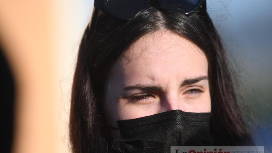 La novia de Kevin, imputada por incitar a la violencia en los disturbios de Jumilla