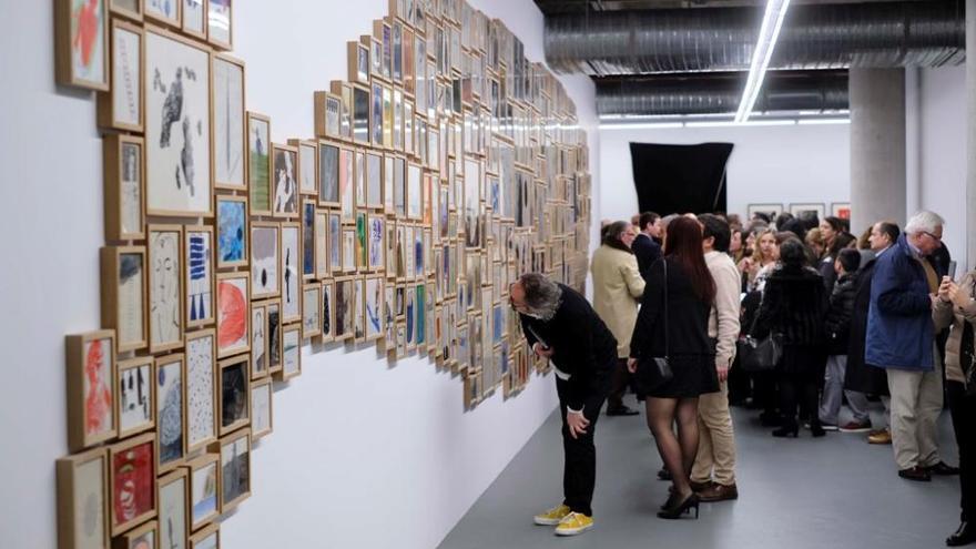 Inelcom incorpora 44 nuevas obras a su colección