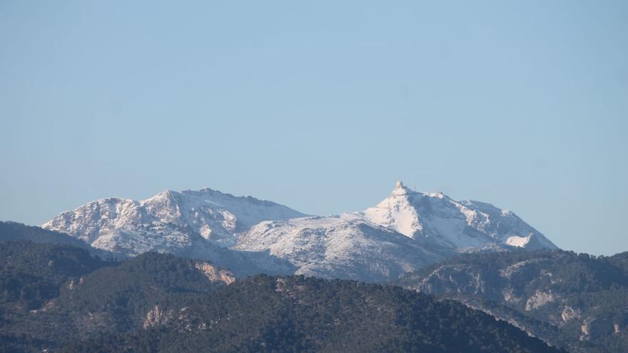 Previsión meteorológica para este domingo, 18 de abril, en Baleares: nieve por encima de 1.000 metros