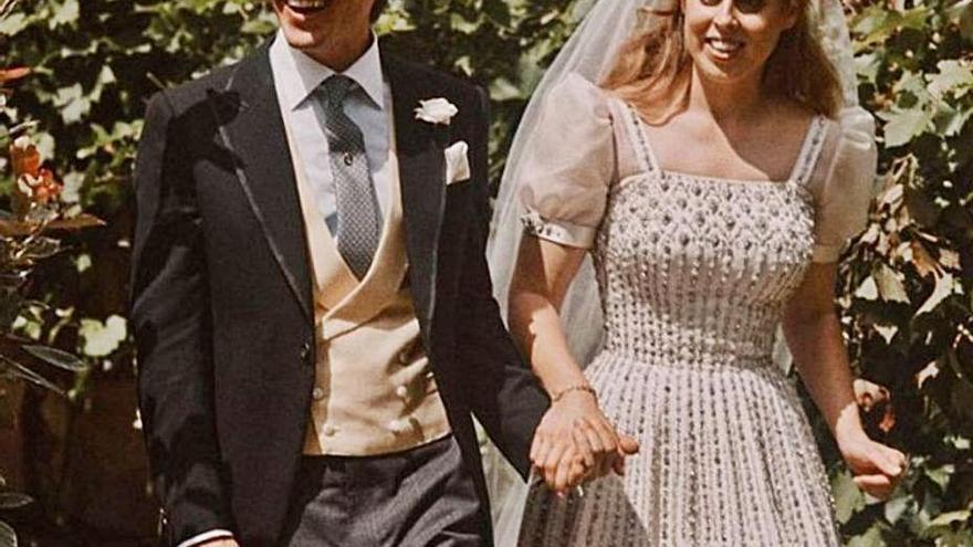 Los secretos de la boda de Beatriz de York